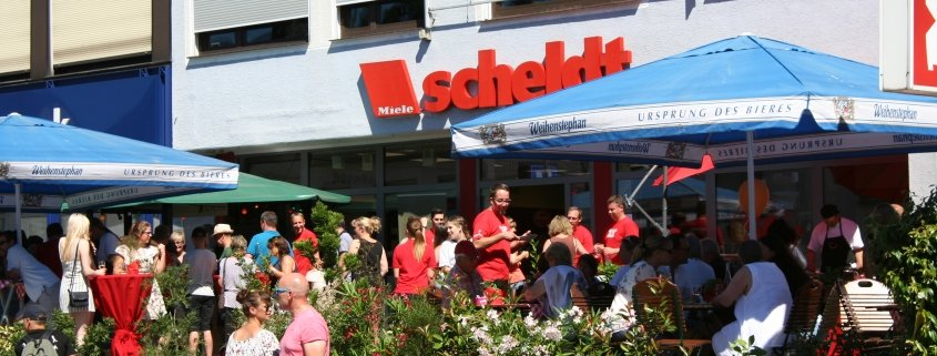 Sommerfest 2018 Forsbach XXL - Elektro Scheldt