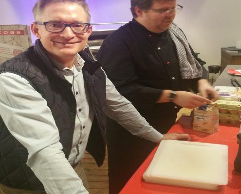 Weihnachtsfeier Elektro Scheldt 2017