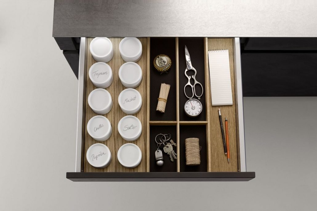 Leicht Küchen Inneneinrichtung Schublade 15
