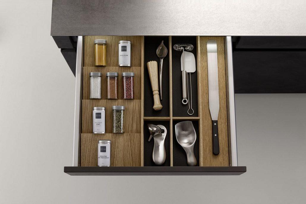Leicht Küchen Inneneinrichtung Schublade 14