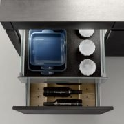 Leicht Küchen Inneneinrichtung Schublade 01