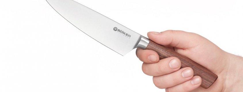Böker Core Kochmesser klein Hand 130720