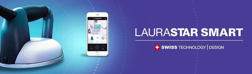 Laurastar Smart Banner