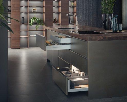 Leicht Küchen 2019 Steel