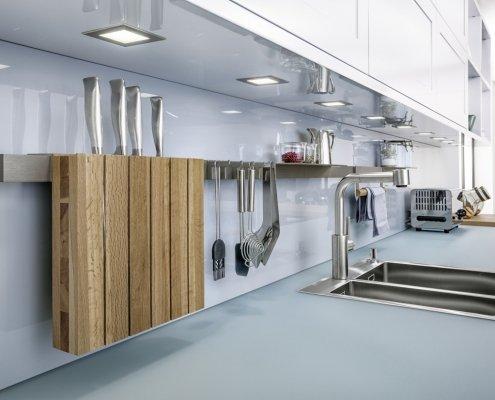 Leicht Küchenstudio CARRÉ-2-FG-2