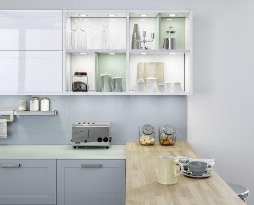 Leicht Küchenstudio CARRÉ-2-FG-4