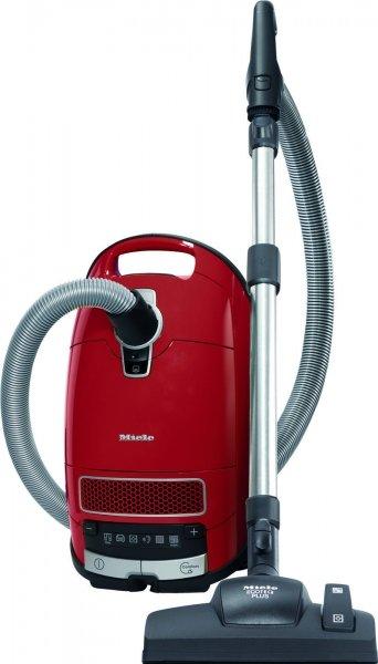 Miele Staubsauger Complete C3 Red EcoLine Testsieger - SGSK3