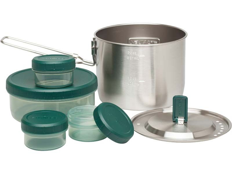 Stanley ADVENTURE COOK + STORE SET