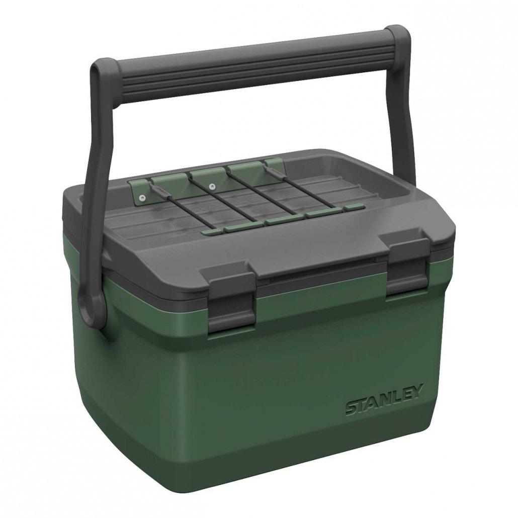 Stanley Adventure Kühlbox, 6.6 Liter, grün
