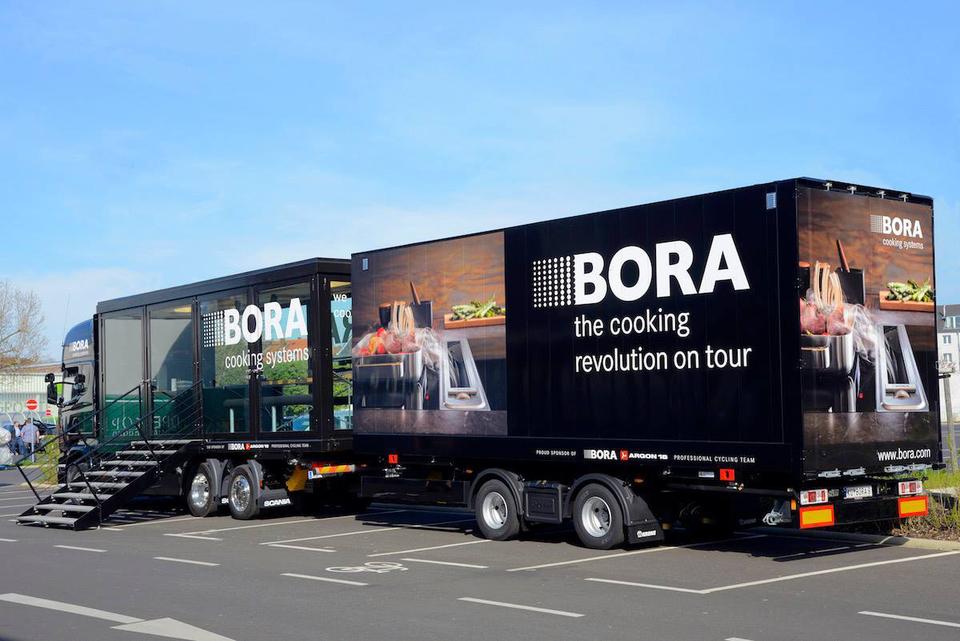 Bora - Die Revolution für die Küche bei Elektro Scheldt - Elektro ...
