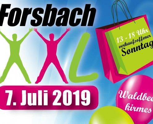 forsbach xxl 2019