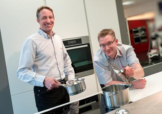 Dirk und Ulf Scheldt