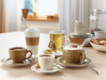 Miele Coffee and Tea