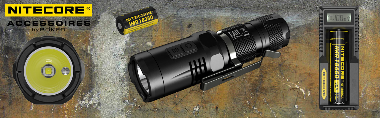 Messerhelden.de - LED-Taschenlampen und Zubehör