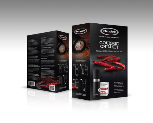 Microplane Gourmet Chili Set
