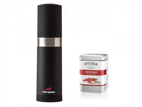 Microplane Geschenk Set - Gourmet Chili