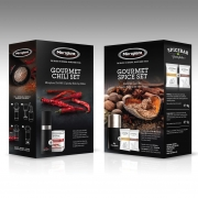 Microplane Gourmet Spice Set & Chili Set