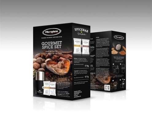 Microplane Gourmet Spice Set