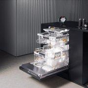 Miele Geschirrspüler mit AutoDos
