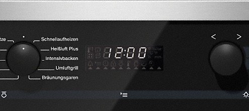 Miele H6260B Backofen