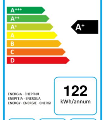 Miele K511 I2 Energylabel