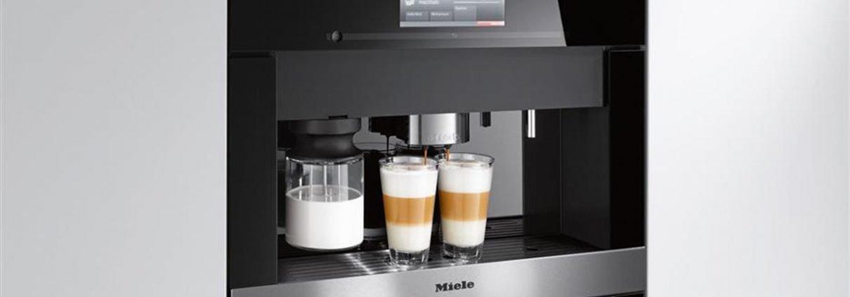 Miele Kaffeevollautomat Einbau