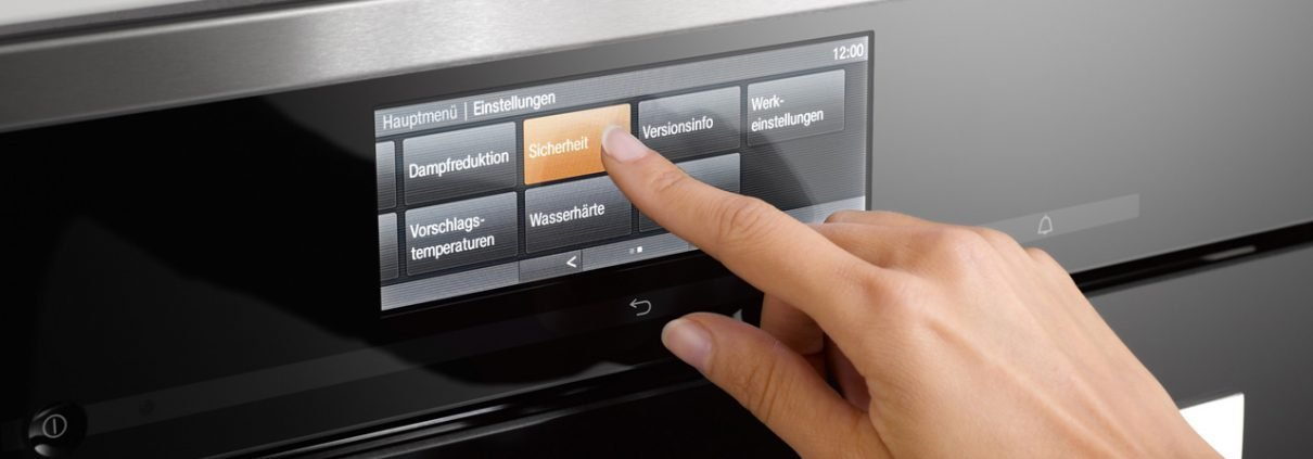 Miele Küche Touch Control