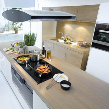 Elektro scheldt miele partner premium classic miele for Kochmulden elektro