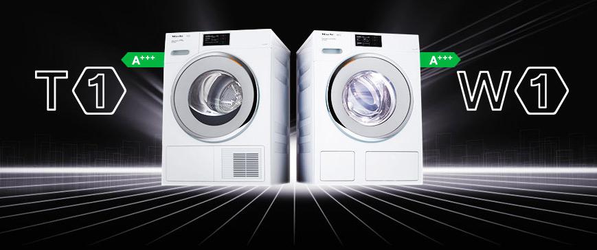 Neue Miele T1 und W1 Spitzenmodelle - Elektro Scheldt