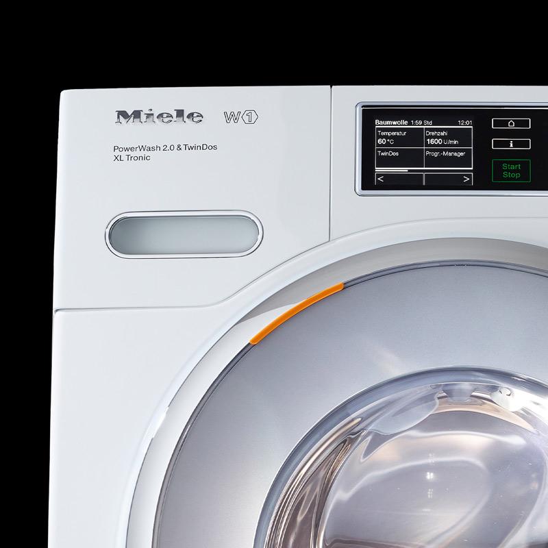 miele wdb030wps waschvollautomat 1400 upm 175 kwh jahr 7 kg directsensor bedienung. Black Bedroom Furniture Sets. Home Design Ideas