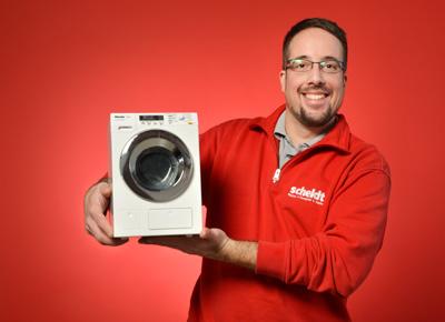 Miele Techniker Elektro Scheldt Waschmaschine