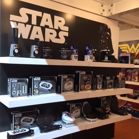 Messetrend Star Wars Küchengeräte