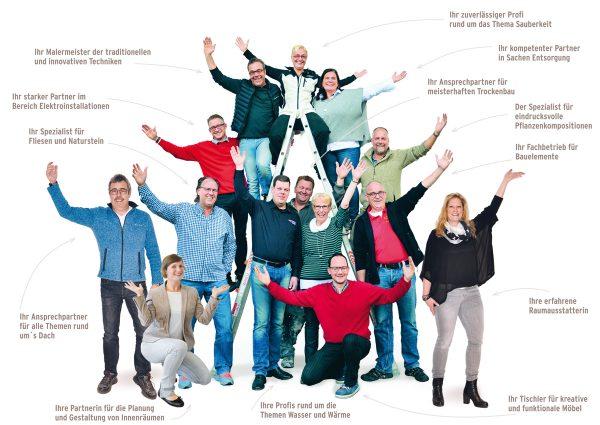 TBR Rösrath Gruppenfoto