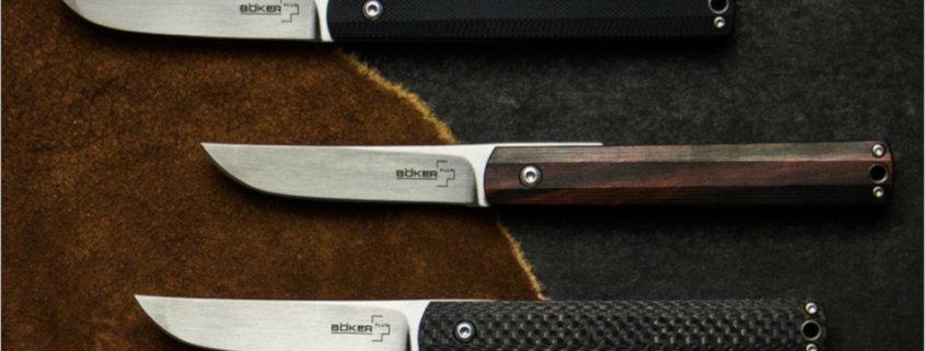 Böker Messer Böker Plus Wasabi